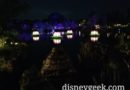Found a spot for Rivers of Light, 4 min till showtime