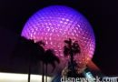 Spaceship Earth at Epcot as I exited