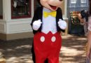 Mickey Mouse & others are back to regular costumes in Town Square