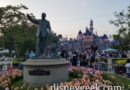 Partners Statue & Sleeping Beauty Castle