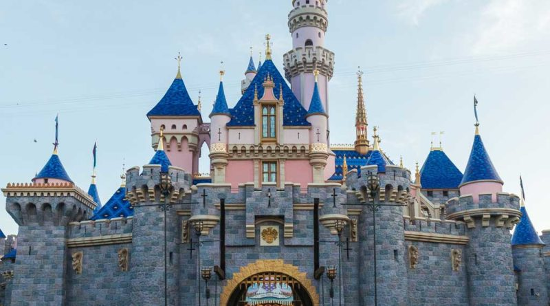 Sleeping Beauty Castle at Disneyland Park Unveiled Following Refurbishment
