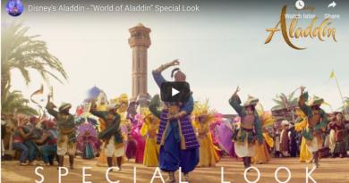 Aladdin - Special Look