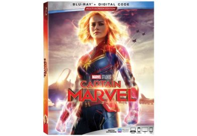Captain Marvel Home Video Release – My 1st Impressions