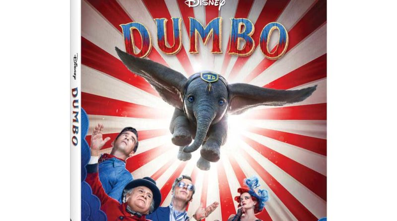 Dumbo Blu-ray Box