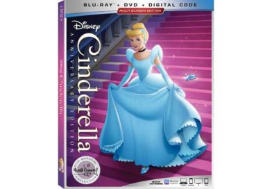 Cinderella: Anniversary Edition – Digital June 18 & Blu-ray June 25