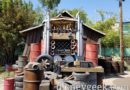 Maters Junkyard Jamboree in Cars Land
