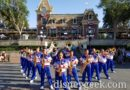 2019 Disneyland All-American College Band  Performing in Town Square