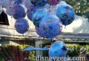 Toy Story 4 Balloons at Disneyland