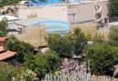 Marvel Project at Disney California Adventure Construction Pictures (6/28/19)