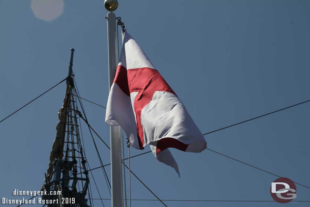 The John Cabot Flag