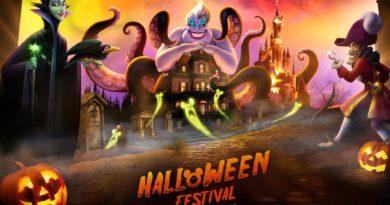 Disneyland Paris 2019 Halloween