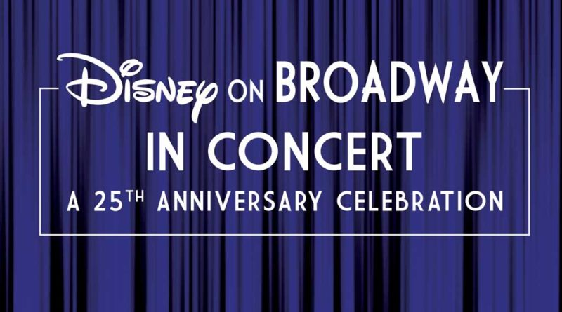 Disney on Broadway in Concert
