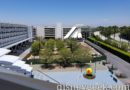 Disneyland Pixar Pals Parking Structure Construction Pictures (7/12/19)