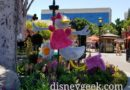Downtown Disney Planters feature Mickey & Friends