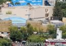 Marvel Project at Disney California Adventure Construction Pictures (7/12/19)
