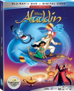 Aladdin Blu-ray Pack