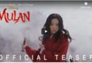 Mulan Teaser Trailer & Poster