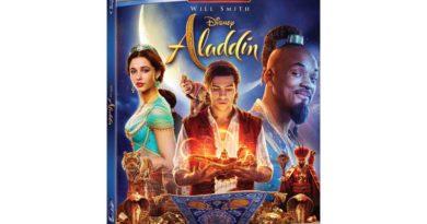 Aladdin Blu-ray Pack