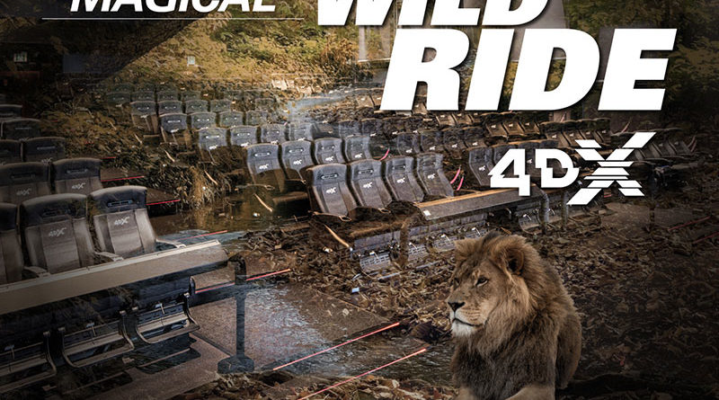 The Lion King 4DX