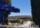 Disneyland Pixar Pals Parking Structure Construction Pictures (8/02/19)