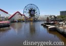 Paradise Bay this afternoon at Disney California Adventure