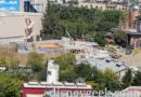 Marvel Project at Disney California Adventure Construction Pictures (8/02/19)