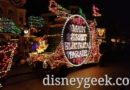 Pictures & Video: Main Street Electrical Parade Returns to Disneyland