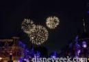 Disneyland Forever –  Mickey Fireworks