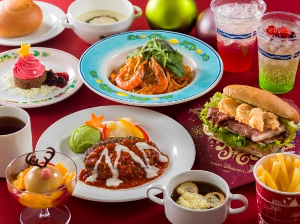 Ex ample of special menu items