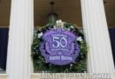 Pictures: Disneyland Haunted Mansion – Turned 50 Today