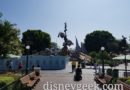 Pictures: Tomorrowland Entrance Construction