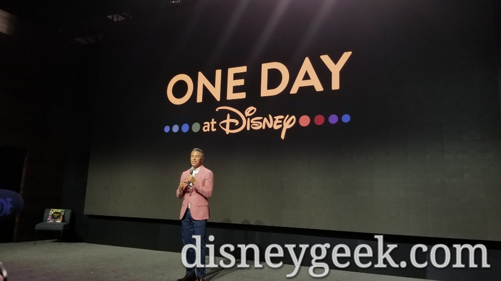 Ricky Strauss, President, Content and Marketing for Disney+