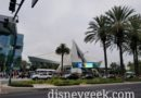Arriving to start Day 1 of D23 Expo