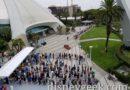 #D23Expo Current look at the Katella queue
