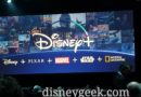 #D23Expo Pictures – Disney Plus Showcase in Hall D23