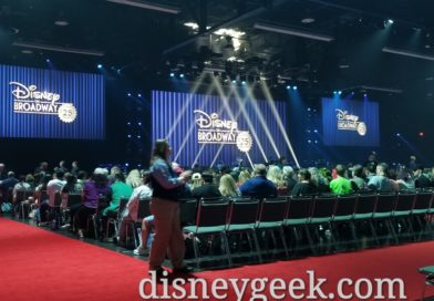 #D23Expo – Disney On Broadway Celebrating 25 Years Performance