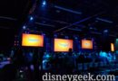 #D23Expo Seated and ready for the Disney Parks Presentation