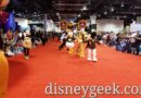 #D23Expo Pictures & Video – D23 Expo Street Party featuring Tony Baxter & Floyd Norman