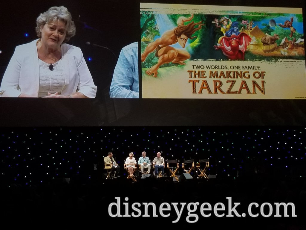 Tarzan Producer Bonnie Arnold