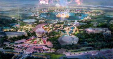 Epcot at Walt Disney World Resort in Florida is undergoing a historic transformation, bringing the next generation of immersive storytelling to life through a plethora of new attractions and experiences. Epcot will be unified with four neighborhoods that take guests to new destinations where the real is made fantastic in a celebration of curiosity, hands-on wonder and the magic of possibility. (Disney)