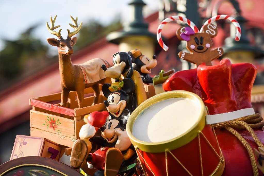Disneyland Paris Christmas 2019