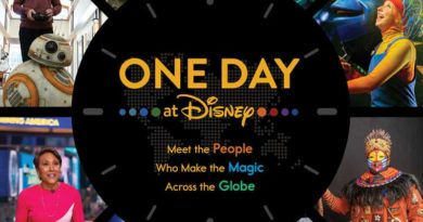 One Day at Disney Cover