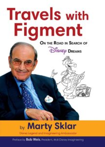 Travels with Figment - Marty Sklar