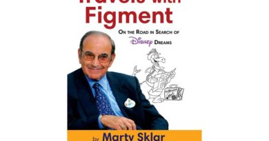 Book Review: Travels with Figment on the Road in Search of Disney Dreams by Marty Sklar
