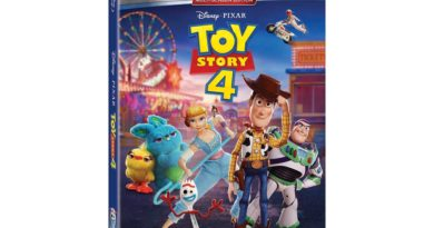 Toy Story 4 Home Video