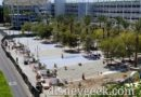 Disneyland Pixar Pals Parking Structure Construction Pictures (9/06/19)