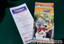 Disney California Adventure Halloween Time park map & times guide