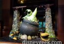 Pictures: Grand Californian Lobby  Halloween Display