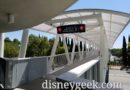 Pictures: Parking Structure – Downtown Disney Walkway Opened Today