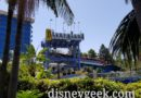 Monorail Slides at the Disneyland Hotel